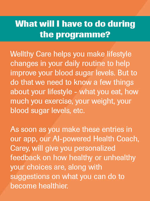 Active Wellthy Care App | India